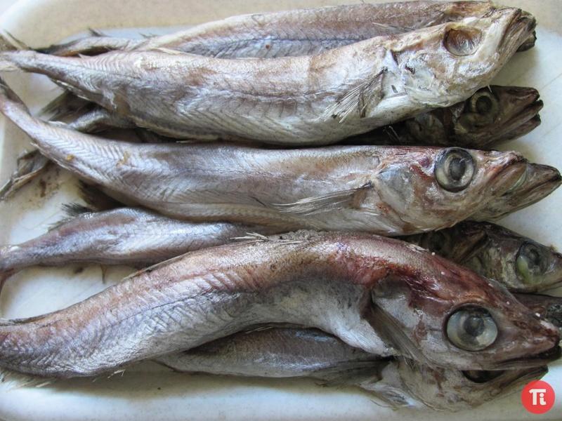Купить рыбу путассу в розницу в москве